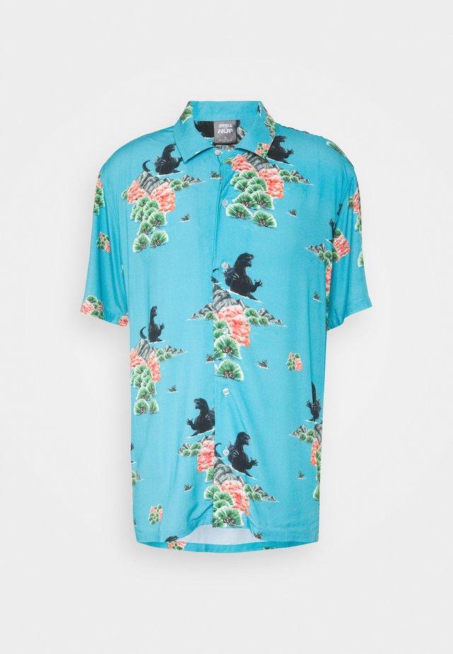GODZILLA RESORT - Shirt - blue