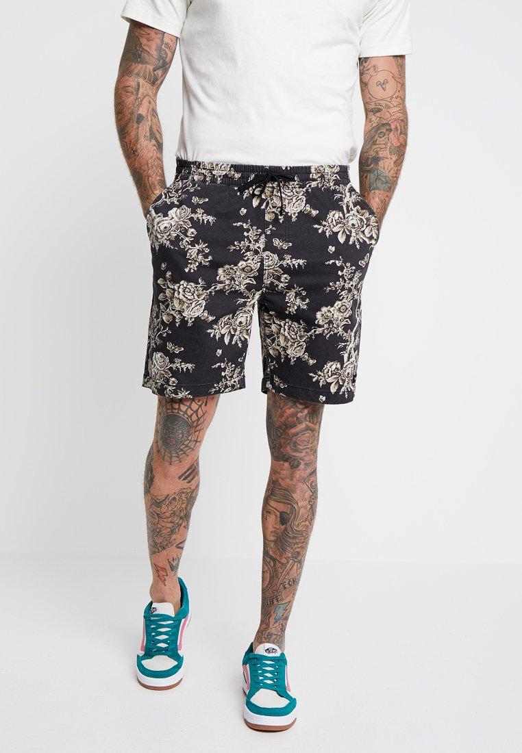 HUF - HIGHLINE EASY - Shorts - black