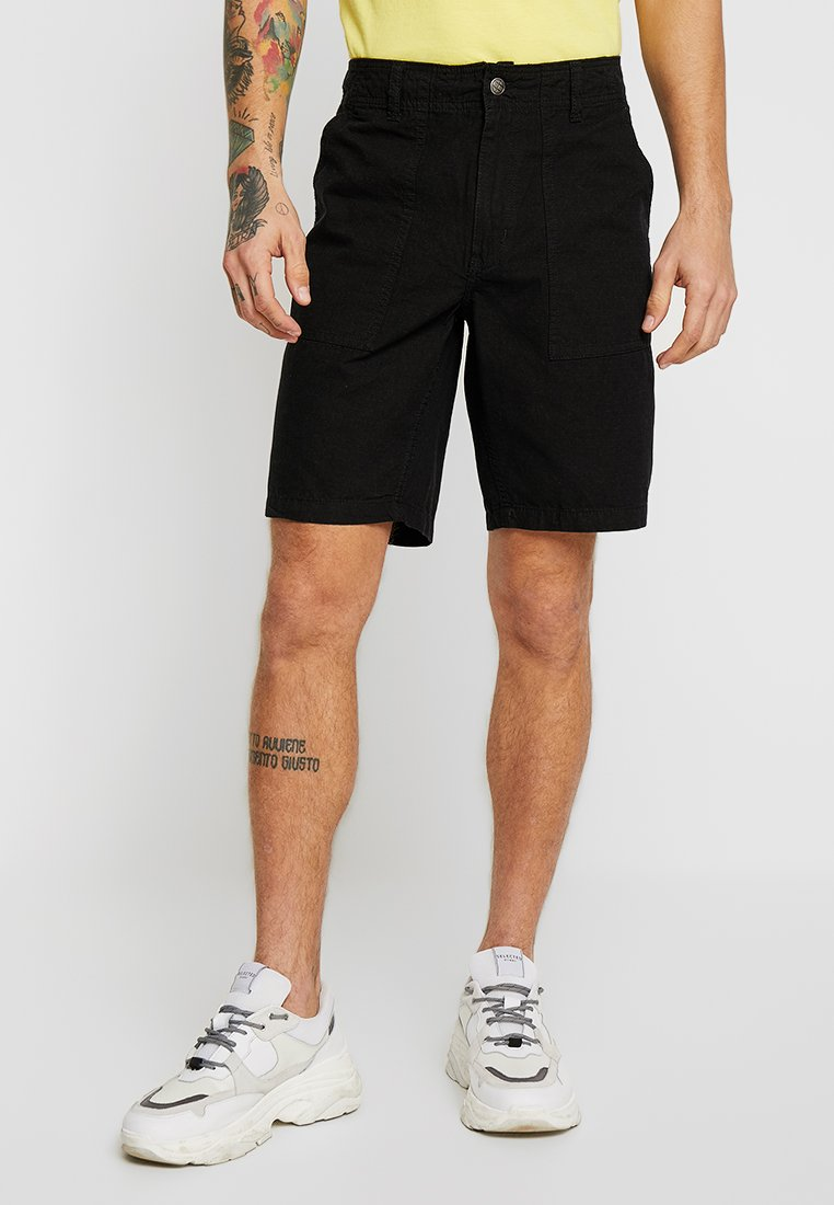 HUF - DELANCEY - Shorts - black