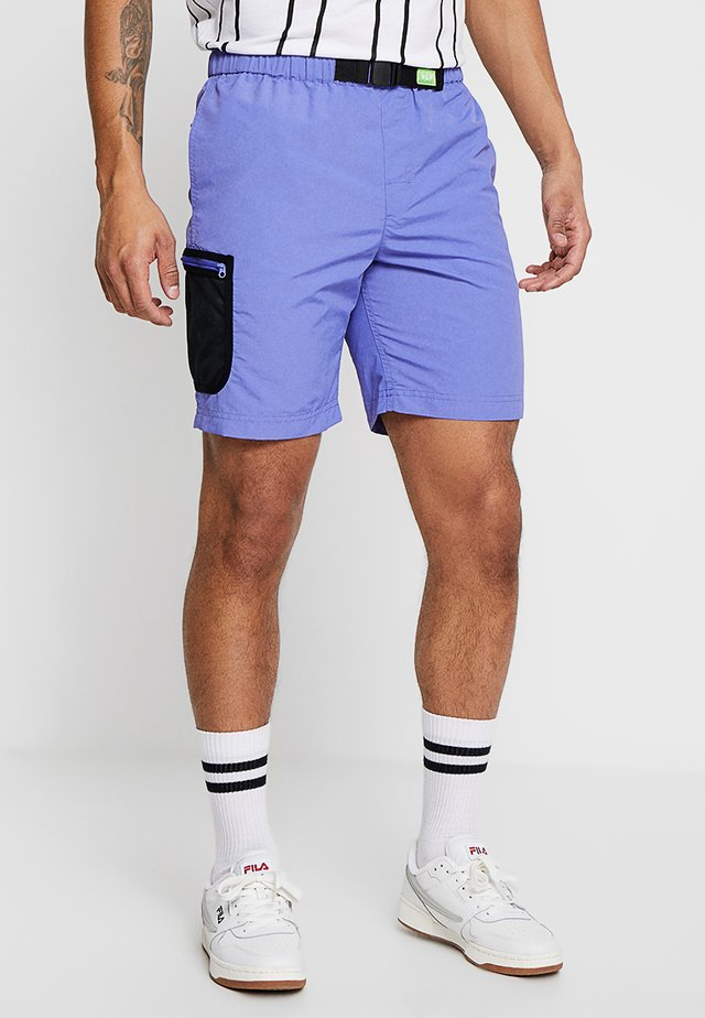 CROSBY - Shorts - blue iris