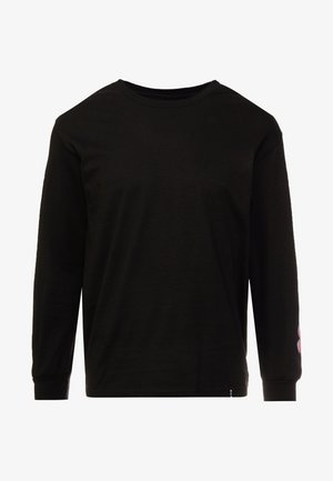 BODE WAS HERE TEE - Camiseta de manga larga - black