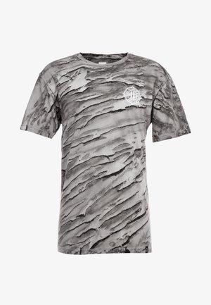 COORDINATES TIE DYE TEE - T-Shirt print - white