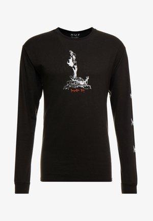 FRAZETTA SACRIFICE TEE - Langarmshirt - black