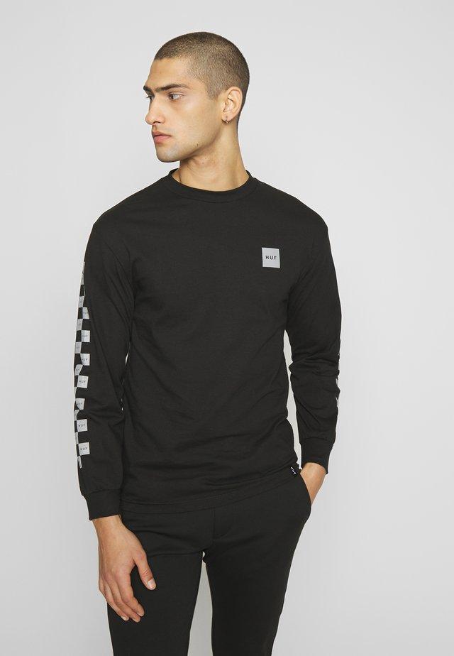 ESSENTIAL BUNNY HOP - Long sleeved top - black