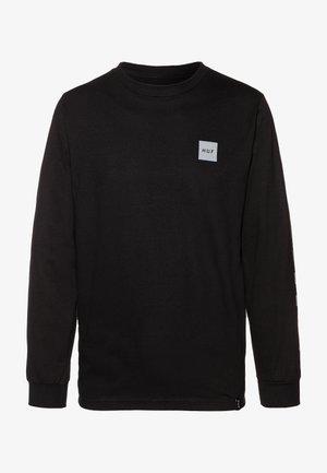 ESSENTIAL BUNNY HOP - Top sdlouhým rukávem - black