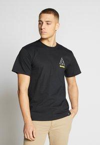 HUF - PULP FICTION MIA TEE - T-Shirt print - black - 2
