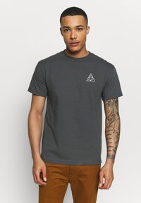 HUF - ANCIENT ALIENS TEE - Triko s potiskem - castle rock - 2