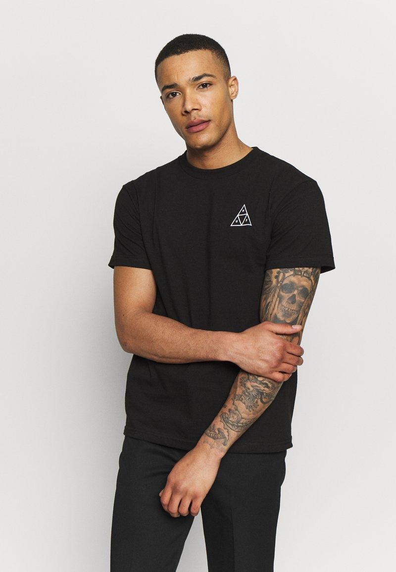 HUF - ANCIENT ALIENS TEE - T-Shirt print - black