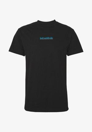 AINT NO SUNSHINE - T-shirts print - black