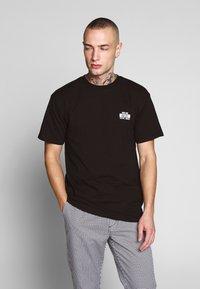 HUF - PRODUCT TEE - T-shirt med print - black - 2