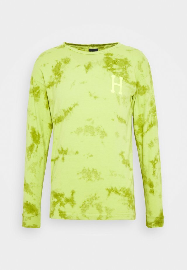 CLASSIC TEE - Long sleeved top - safety green