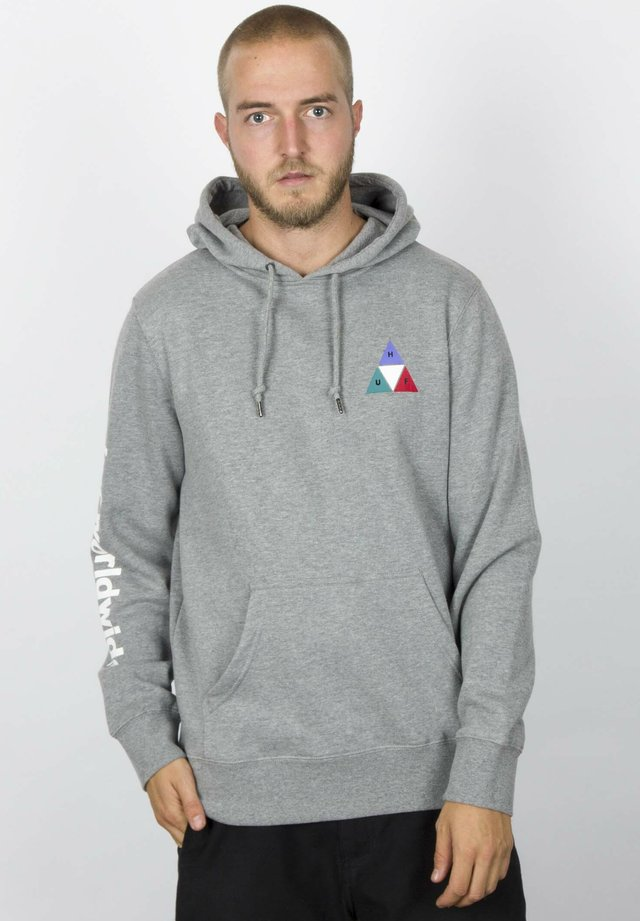 PRISM HOODIE - Hoodie - grey heather
