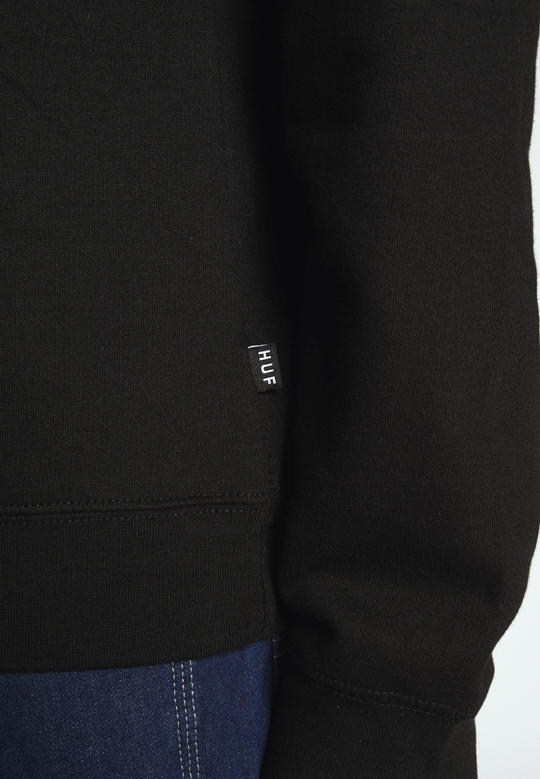 Huf Year Of The Rat Crewneck - Sweatshirt Black