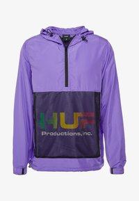 HUF - PRODUCTIONS INC - Cortaviento - ultra violet - 4