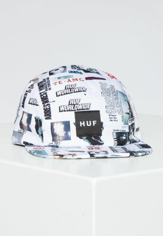 HEADLINES VOLLEY - Cap - white