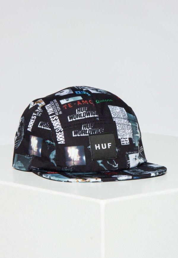 HEADLINES VOLLEY - Cap - black
