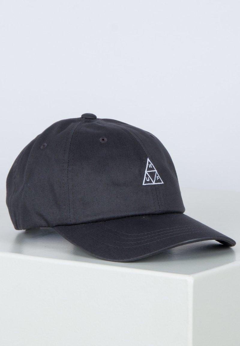 HUF - ESSENTIALS - Cap - charcoal