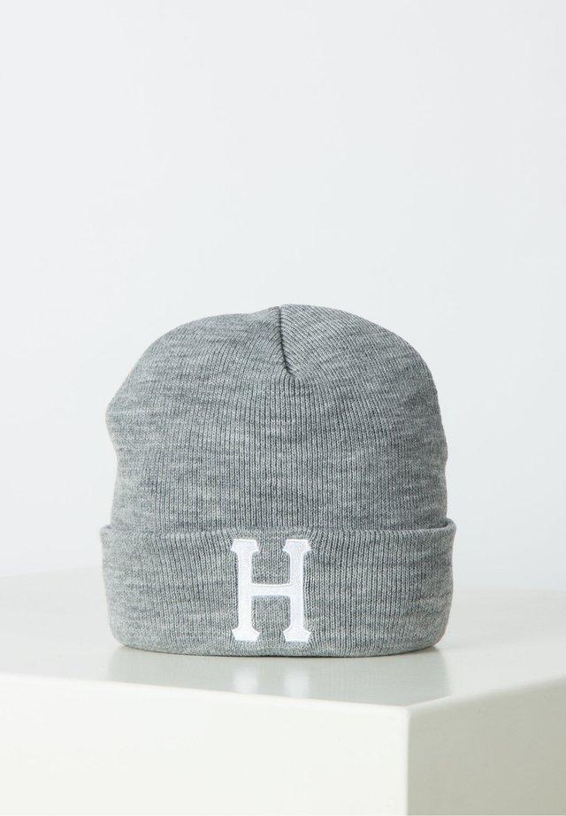 CLASSIC H - Beanie - grey heather