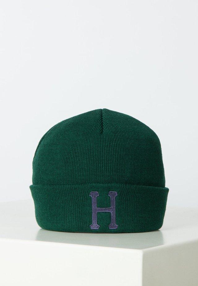 CLASSIC H - Beanie - green