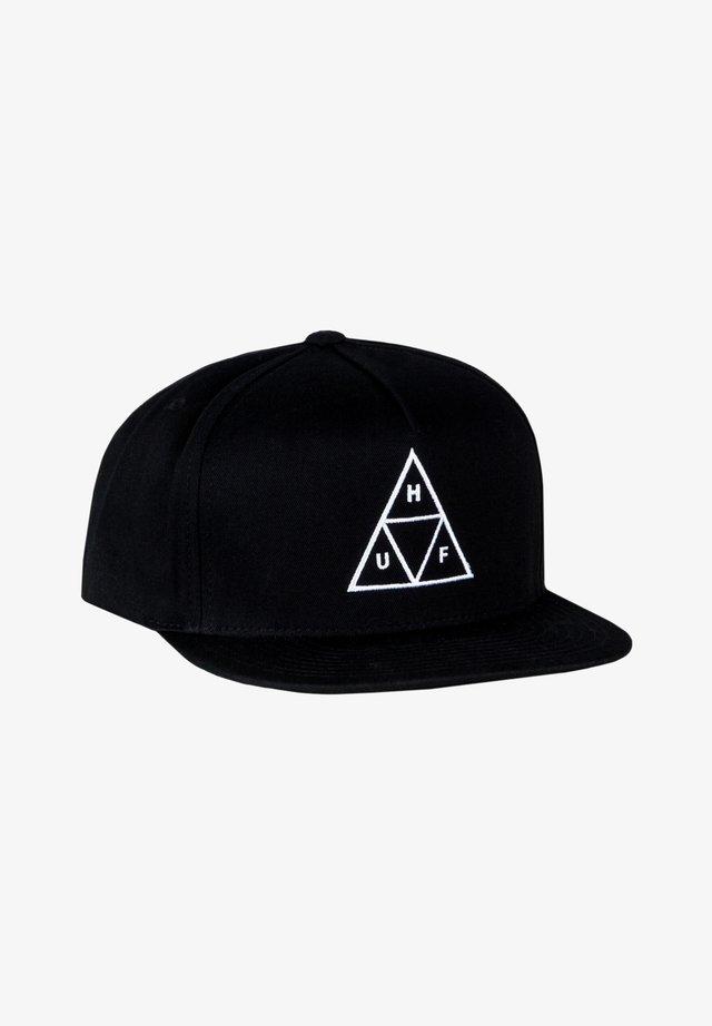 CAP ESSENTIALS TT SNAPBACK - Cap - black