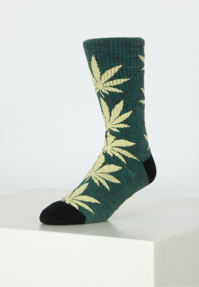 PLANTLIFE MELANGE - Socken - green