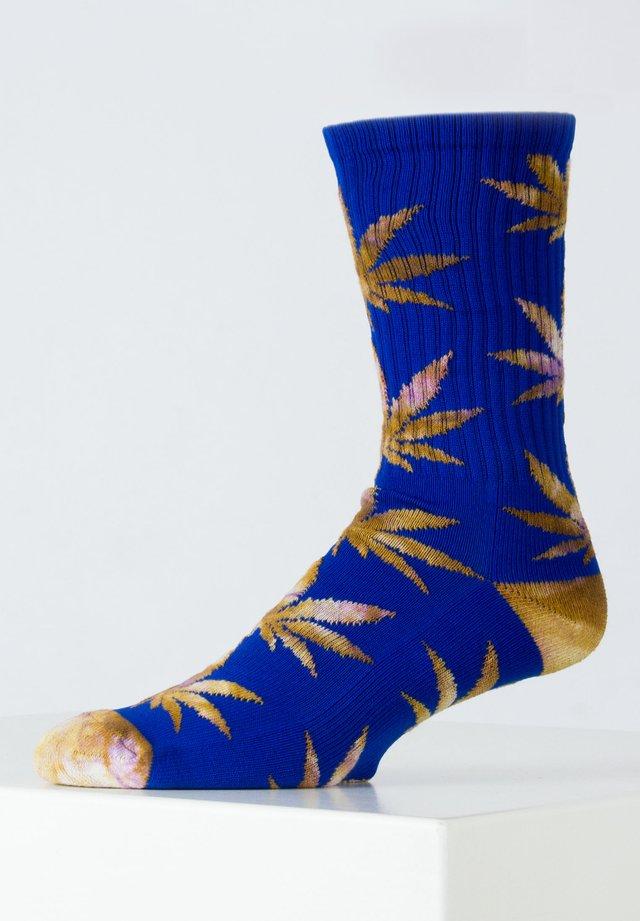 PLANTLIFE TIEDYE - Socken - olympian blue