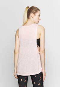 Hey Honey - TANK BREATHE EASY BLUSH - Top - pink - 2