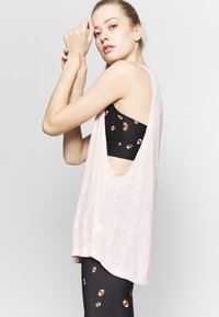 Hey Honey - TANK BREATHE EASY BLUSH - Top - pink - 3