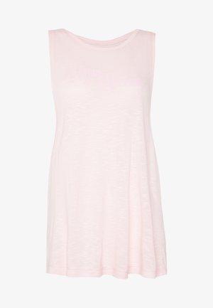 TANK BREATHE EASY BLUSH - Débardeur - pink