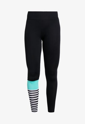 LEGGINGS - Tights - surf style turquoise