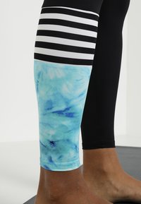 Hey Honey - LEGGINGS SURF STYLE - Tights - acqua - 3