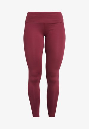 LEGGINGS FLAWLESS - Tights - red