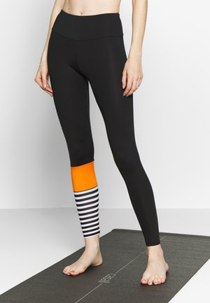 LEGGINGS SURF STYLE  - Tights - black