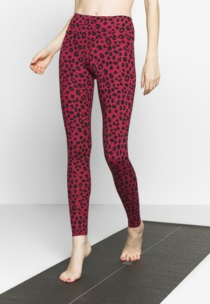 LEGGINGS  - Medias - red