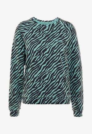 ZEBRA - Sweatshirt - green