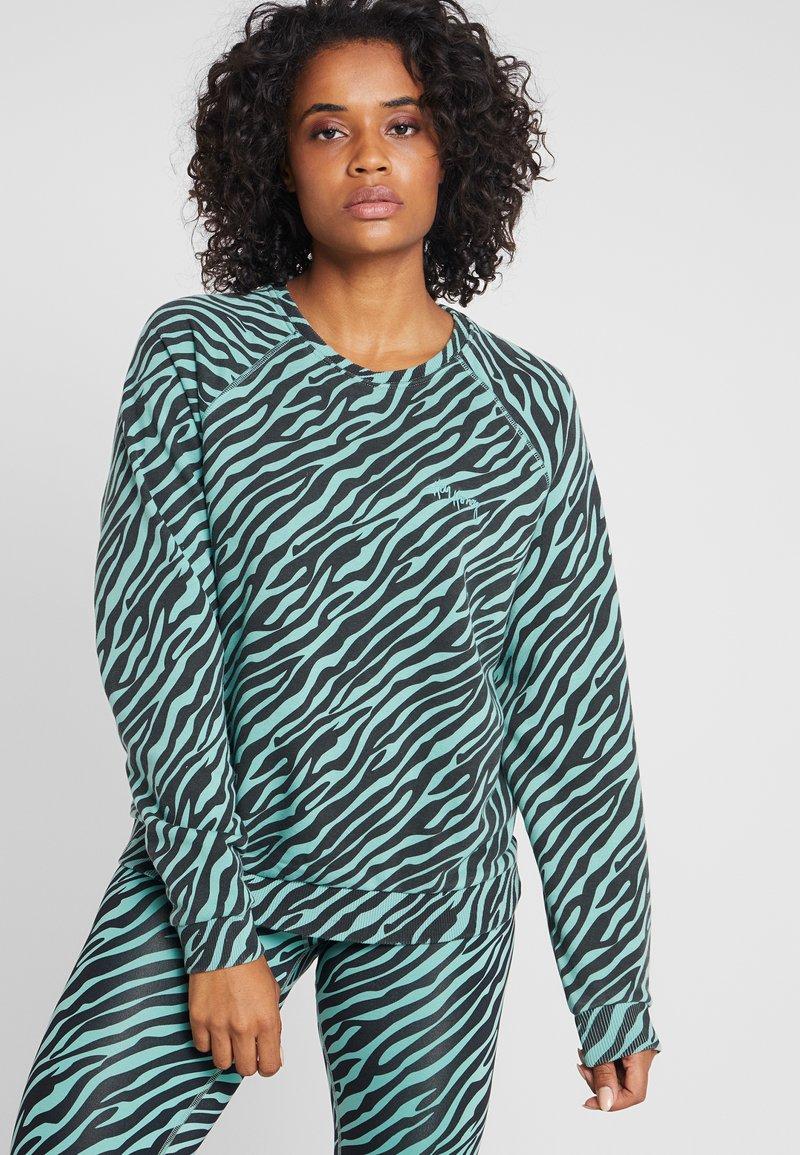 Hey Honey - ZEBRA - Sweatshirt - green