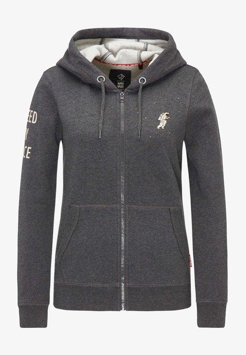 Darmowa dostawa Homebase Bluza rozpinana - mottled grey Odzież Damska RJTN-CM4