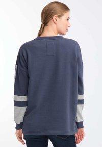 HOMEBASE - Sweatshirt - blue - 2