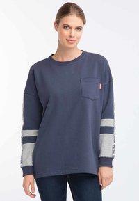 HOMEBASE - Sweatshirt - blue - 0