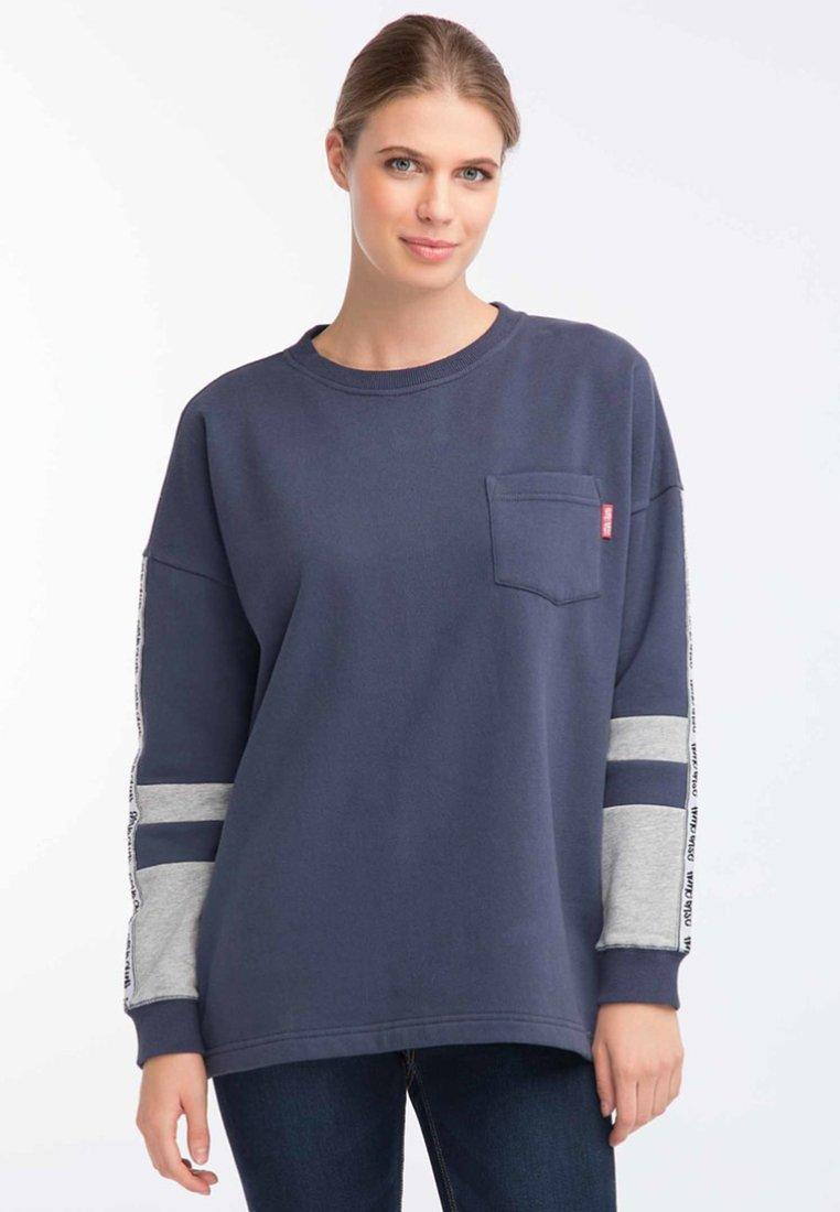 HOMEBASE - Sweatshirt - blue