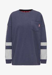 HOMEBASE - Sweatshirt - blue - 4