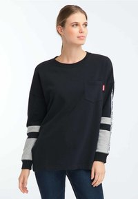 HOMEBASE - Sweatshirt - black - 0