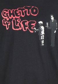 HOMEBASE - BRANDALISED  - Camiseta de manga larga - black - 3