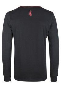 HOMEBASE - BRANDALISED  - Camiseta de manga larga - black - 1