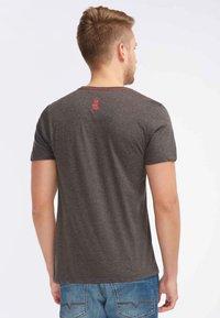 HOMEBASE - Camiseta estampada - dark grey - 2