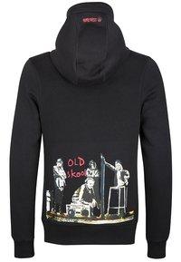 HOMEBASE - HOMEBASE - Zip-up hoodie - black - 1