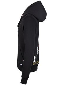 HOMEBASE - HOMEBASE - Zip-up hoodie - black - 2