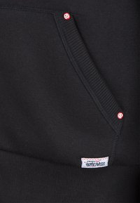 HOMEBASE - HOMEBASE - Zip-up hoodie - black - 3