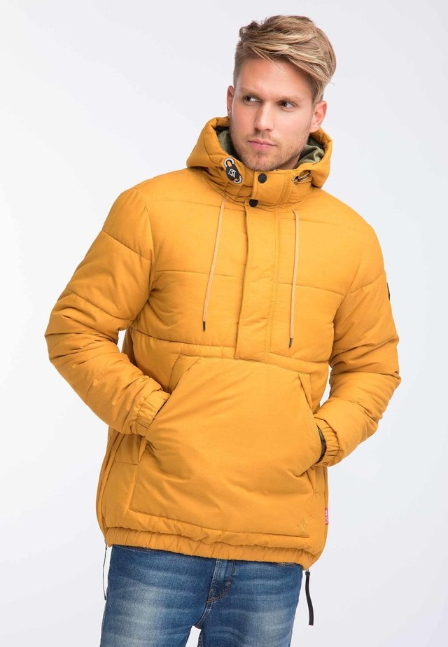 Winter jacket - senf melange