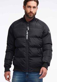 HOMEBASE - Zimní bunda - black - 0
